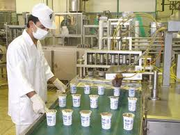 دانلود تحقیق کارخانه لبنیات پاک